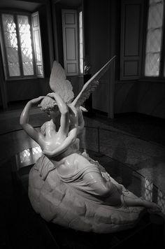 antonio canova   Antonio Canova's Cupid and Psyche