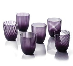 Idra Set 6 Assorted Glasses