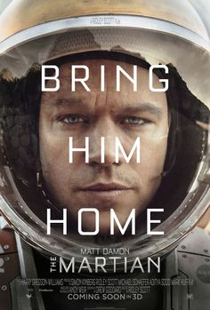 Definitely worth seeing in 3D, here's my ‪#‎moviereview‬ for ‪#‎TheMartian‬: http://moviereviewmaven.blogspot.com/2015/10/the-martian-is-fresh-suspenseful-and.html