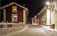 Iin Hamina, Northern Ostrobothnia, Finland - Pohjois-Pohjanmaa - Norra Österbotten photo Mauri Hietala