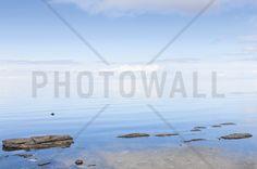 Blue Sea in Gotland - Tapetit / tapetti - Photowall