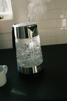 @oxo / Glass Electric Kettle