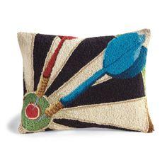 Darts Game Pillow
