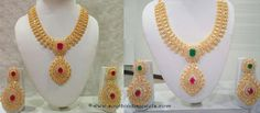 Imitaton AD Necklace Collections Simma Jewels