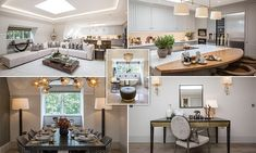 Three interior design tips that you can apply at home, reveals Alexander James Bold Wallpaper, Large Lamps, Long Curtains, Ensuite Bathrooms, One Bed, Complimentary Colors, Ceiling Height, Open Plan Kitchen, Pent House