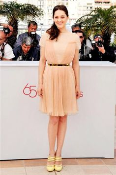 Fashion from the 2012 Cannes' Red Carpet