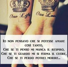 Italian Quotes, Learning Italian, Love Words, Tattoo Quotes, Tumblr, Writing, Thoughts, Smile, Romanticism