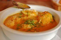 SOPAS PERUANAS * PERUVIAN SOUPS: CHUPE DE PESCADO / 鱼汤精矿 / Рыбный суп КОНЦЕНТРАТ / FISH Suppenkonzentrat