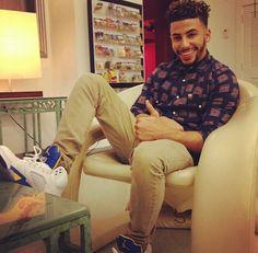 Best Black Men with Brown Hair Black Curly Hair, Brown Hair, Curly Blonde, Best Black, Black Men, Adam Saleh, Straight Hairstyles, Cool Hairstyles, He Makes Me Smile