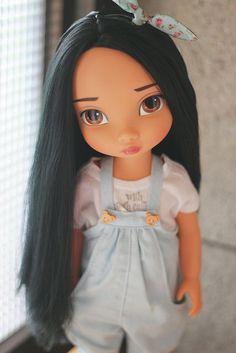 IMG_6589 by _chika, via Flickr, Pocahontas, Disney Animators Collection