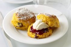 Adopt some culinary tradition with these little pumpkin and date scones.