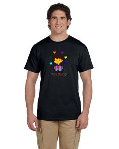 """Undertale Frisk """"You Are Filled With Determination"""" T-Shirt"""