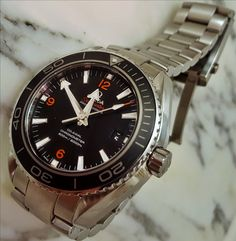 Seamaster Planet Ocean - 45,5mm Co-Axial 8500