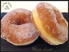 Best Italian Recipes, Bread And Pastries, Recipe Boards, Frittata, Bagel, Doughnut, Donuts, Peach, Banana