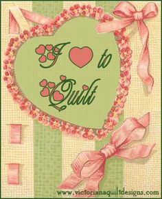 I ♥ to Quilt :)  http://www.facebook.com/VictorianaQuiltDesigns#!/photo.php?fbid=10151214253542522=a.497504112521.269367.89789502521=1  #quilting