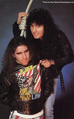 Scott and Joey