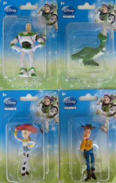 Disney Toy Story Set of 4 Cake Toppers Toy Figurines Woody, Buzz, Jessie and Rex Toy Story Theme, Toy Story Party, Toy Story Birthday Cake, 3rd Birthday, Birthday Cakes, Woody And Buzz, Toy Story Cakes, Story Setting, Thing 1
