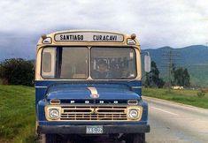 Micro Santiago - Curacavi,1982 // Fotos Antiguas de Chile: junio 2015