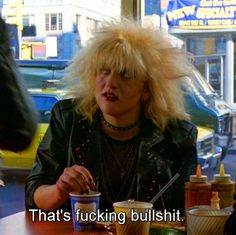 Courtney Love in Sid and Nancy (1986)