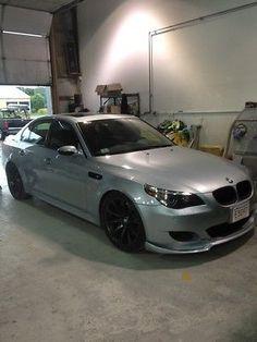 BMW : M5 Base Sedan 4-Door 2006 bmw m 5 base sedan 4 door 5.0 l
