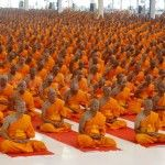 The Mind Blowing Effects of Mass Meditation
