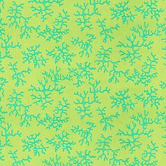 Lee Jofa Lilly Pulitzer: Color Me Coral In Lush Green 2011105 - 313 40% OFF $59