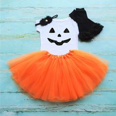 Pumpkin Costume This is my costume Halloween by TheSparkleBarCo