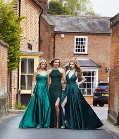Dresses - Collection - 2020 Prom Dresses - Page 1 : Shades of cyan! Styles from left to right: 1555 Bridesmaid Dresses, Prom Dresses, Summer Dresses, Graduation Dresses, Green Dress, Dress Collection, Mother Of The Bride, Wedding Gowns, Evening Dresses
