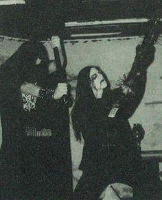 Faust, Samoth in Helvete