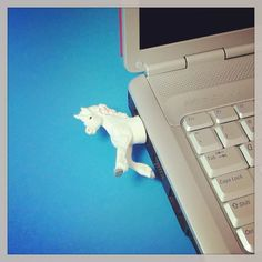 USB Unicorn... I need this.