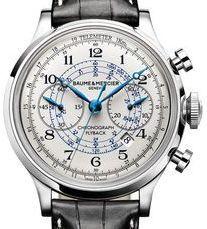 Baume et Mercier Discover the Capeland  Automatic Chronograph
