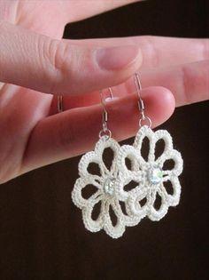 Joyería de Crochet - pendientes - pendientes 92.jpg