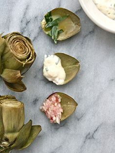 Steam artichokes in a quick minute for the perfect party appetizer.