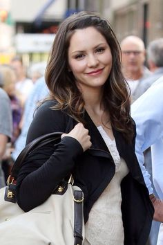 Katharine McPhee as Charity Burbage