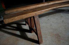 European Oak Benches - Vintage Industries