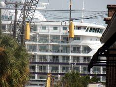Cruise Ship Leaving Charleston Charleston Pinterest Cruise - Cruise ships charleston sc