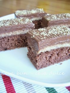 Adela Zilahi: Delicatese Krispie Treats, Rice Krispies, Food Cakes, Cake Recipes, Cheesecake, Ice Cream, Sweets, Cooking, Healthy