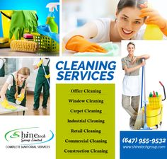 Get the best services from our experts of #Commercial #Cleaning #Services #Brampton - Shinetech Group Ltd. Read more -- goo.gl/dhsven