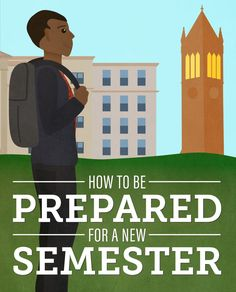 How to Go into a New Semester More Prepared Than Batman