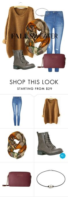 """""""Untitled #42"""" by jhodnett22 ❤ liked on Polyvore featuring MICHAEL Michael Kors"""
