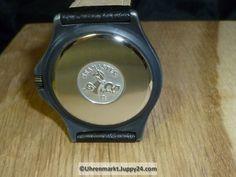 OMEGA Calypso 1 Kal. 1337 Lederband - Quartz Armbanduhren - Quartz, Accessories, Omega Watch, Leather Cord, Watch, Tag Watches