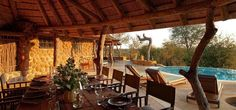 Motswari Private Camp - TImbavati Reserve - South Africa. One of the best places I'v ever visited!