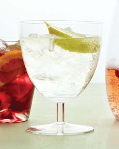 {{The Classic White Wine Spritzer http://allrecipes.com/Recipe/classic-white-wine-spritzer/detail.aspx}}