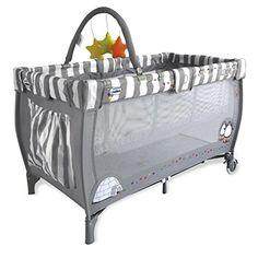 recomendable Asalvo - Cuna de Viaje Complet Duo gris Encuentra más en http://www.cunas-para-bebes.net/tienda/producto/asalvo-cuna-de-viaje-complet-duo-gris/