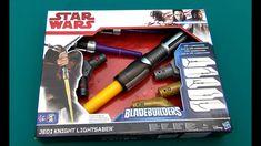 Star Wars Sward in English. Unpacking of the sward