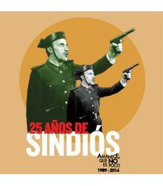 """EN PROMOCIÓN. Camiseta 25 Aniversario Chico Arena """"Amanece, que no es poco"""""""
