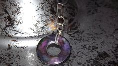 Resin Jewelry  Handmade Necklaces  Alcohol Ink by AshleyAfterDark love it! must try! #ecrafty