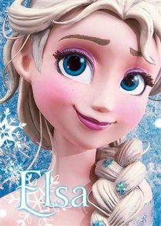 138 best disney 3d lenticular greeting card images on pinterest disney frozen snow queen elsa close up series 3d lenticular card m4hsunfo