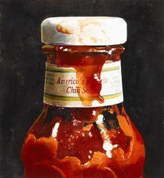 Ralph Goings - America's Chili Sauce, 2003,...
