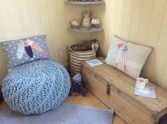 cushions to brighten a corner. Find me on Etsy and Folksy.